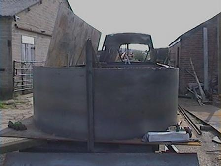 Narrowboat Mission Impossible